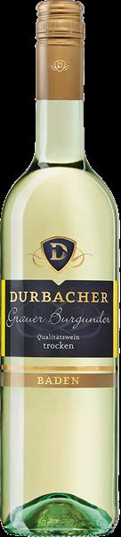 Durbacher Kollektion Grauer Burgunder Qualitätswein trocken