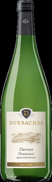 Durbacher Clever (Traminer) Qualitätswein