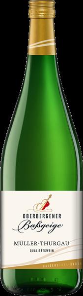 Oberbergener Müller-Thurgau Qualitätswein halbtrocken