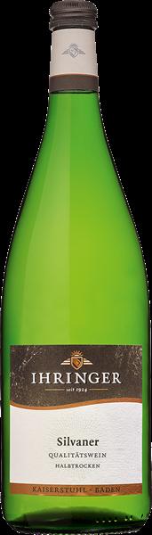 Ihringer Silvaner Qualitätswein halbtrocken
