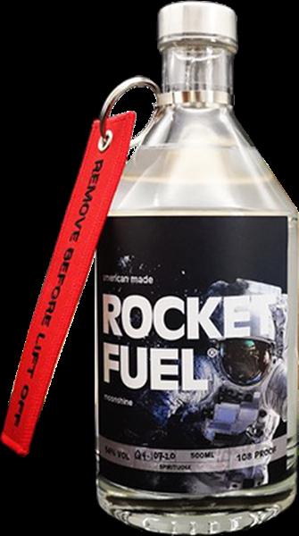 Rocket Fuel Moonshine American Made