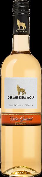 Wolfenweiler Roter Gutedel Qualitätswein trocken