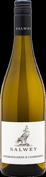 Salwey Weissburgunder & Chardonnay Gutswein trocken - Weissweincuvée