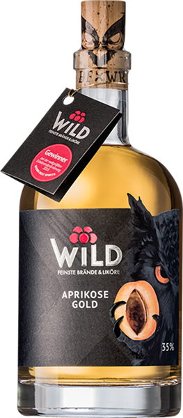 Wild Aprikose Gold