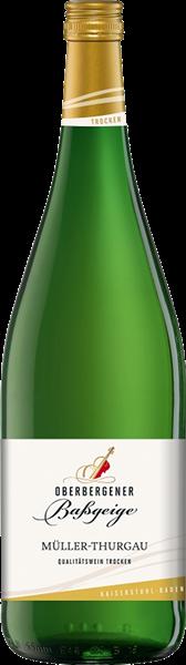 Oberbergener Müller-Thurgau Qualitätswein trocken