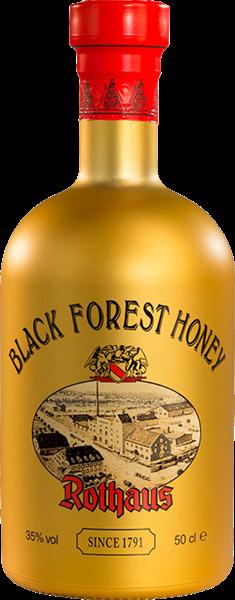Black Forest Honey Whisky-Spezialität mit Honig