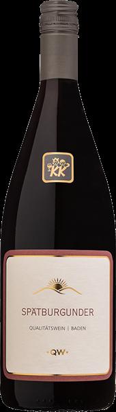 Kiechlinsbergen Spätburgunder Rotwein Qualitätswein