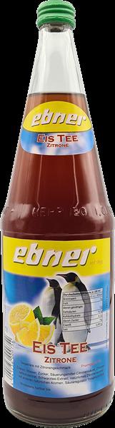 Ebner Eistee Zitrone