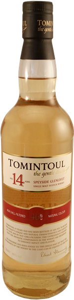 Tomintoul Single Malt Scotch Whisky