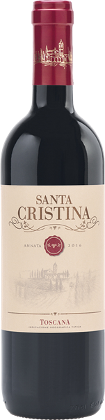 Santa Cristina Rosso Toscana IGT Cuvée trocken