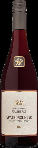 Kiechlinsberger Spätburgunder Rotwein Qualitätswein halbtrocken