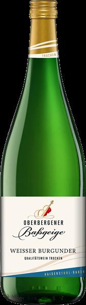 Oberbergener Weißburgunder Qualitätswein trocken