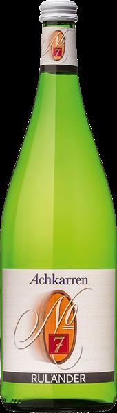 Achkarren Ruländer No. 7 Qualitätswein