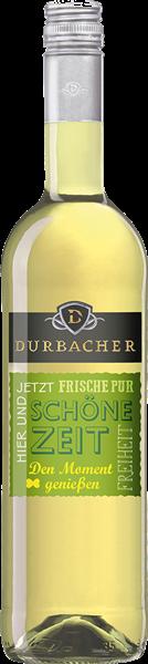 """Durbacher Weißwein """"Schöne Zeit"""" Qualitätswein mild"""