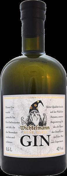 Wichtelmann Wine Aged Gin