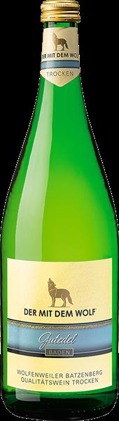 Wolfenweiler Gutedel Qualitätswein trocken