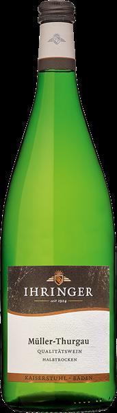 Ihringer Müller-Thurgau Qualitätswein halbtrocken