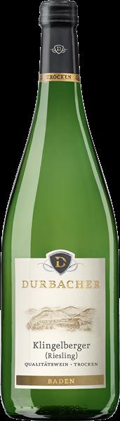 Durbacher Klingelberger Riesling Qualitätswein trocken