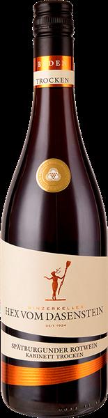 Hex vom Dasenstein Spätburgunder Rotwein Kabinett trocken