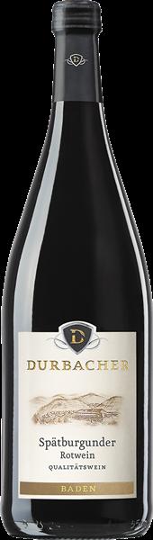 Durbacher Spätburgunder Rotwein Qualitätswein trocken