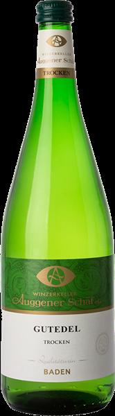 Auggener Schäf Gutedel Qualitätswein trocken