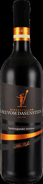 """Hex vom Dasenstein Spätburgunder Rotwein """"Alte Rebe"""" QbA trocken"""