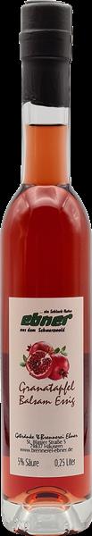 Ebner Granatapfel Balsamessig 5% Säure