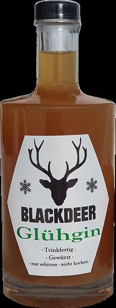 Black Deer Glühgin