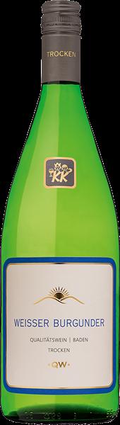 Kiechlinsbergen Weißburgunder Qualitätswein trocken