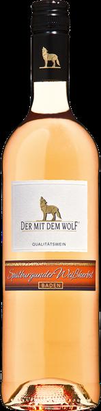 Wolfenweiler Spätburgunder Weißherbst Qualitätswein lieblich