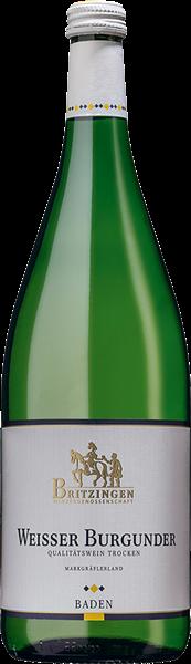 Britzinger Weißer Burgunder Qualitätswein trocken