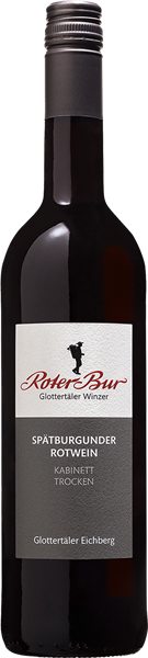 Roter Bur Spätburgunder Rotwein Kabinett trocken