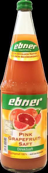 Ebner Pink-Grapefruit Direktsaft