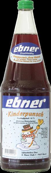 Ebner Kinderpunsch - Alkoholfreies Mehrfruchtgetränk