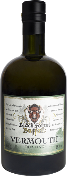 Black Forest Buffalo Vermouth Riesling