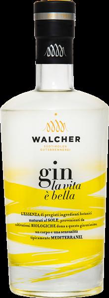 Walcher Gin La Vita e Bella