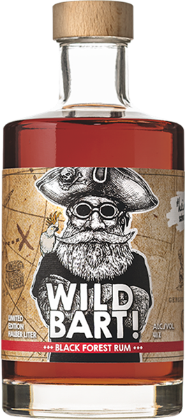 WILDBART! Black Forest Rum