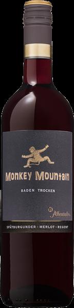 Monkey Mountain Spätburgunder & Merlot & Regent QbA trocken