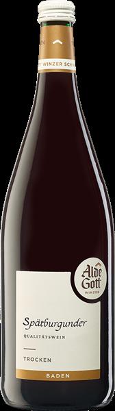 Alde Gott Spätburgunder Rotwein Qualitätswein trocken