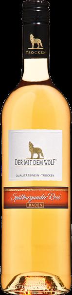 Wolfenweiler Spätburgunder Rosé Qualitätswein trocken