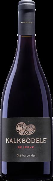 Kalkbödele Reserve Spätburgunder Rotwein Qualitätswein trocken