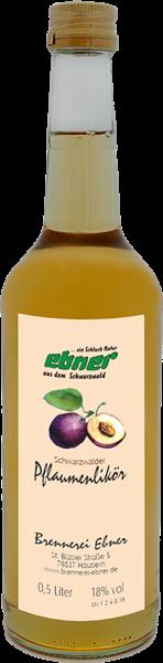 Ebner Schwarzwälder Pflaumenlikör