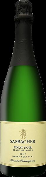 Sasbacher Pinot Noir Blanc de Noirs Sekt Brut