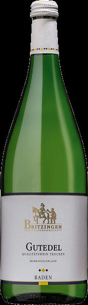 Britzinger Gutedel Qualitätswein trocken