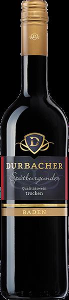 Durbacher Kollektion Spätburgunder Rotwein Qualitätswein trocken