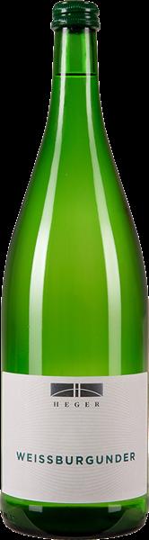 Heger Weißburgunder Qualitätswein trocken
